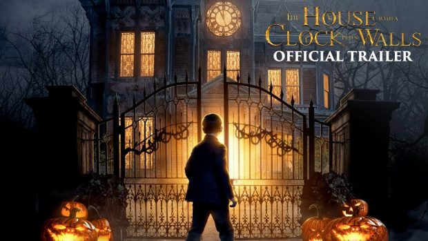 Grandios: Trailer zu THE HOUSE WITH A CLOCK IN IT'S WALLS