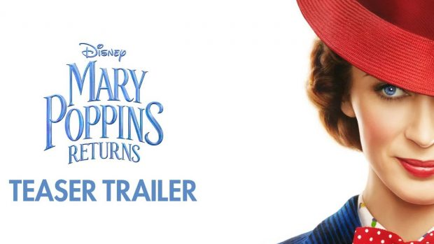 Teaser-Trailer: MARY POPPINS RETURNS