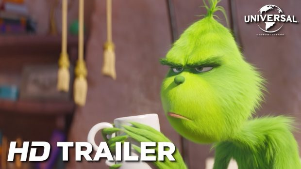 Trailer: THE GRINCH