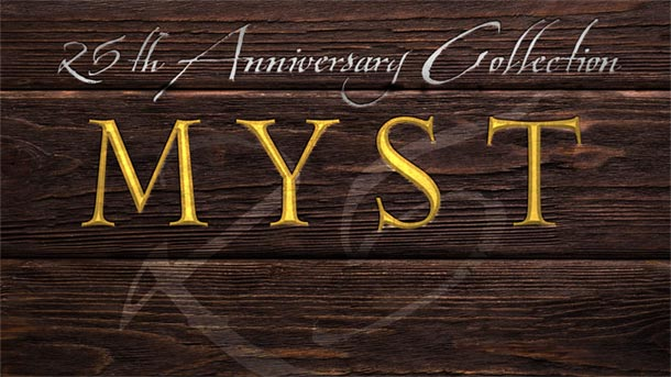 Crowdfunding: MYST 25th Anniversary Collection