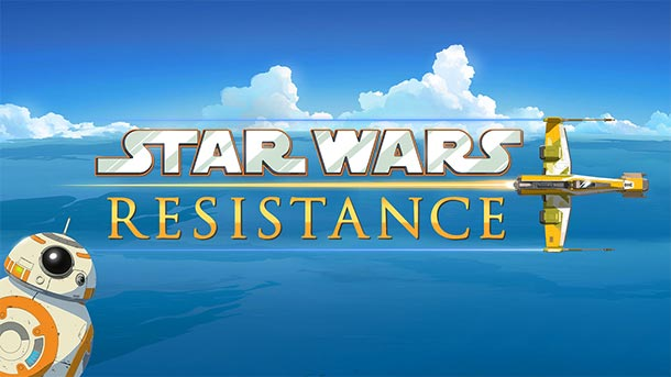 Neue Animationsserie: STAR WARS RESISTANCE