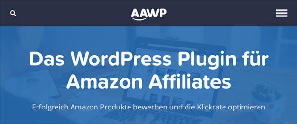 Amazon Affiliate Widgets und die Datenschutzgrundverordnung