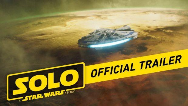 Knüller: Neuer Trailer zu SOLO – ASTAR WARS STORY