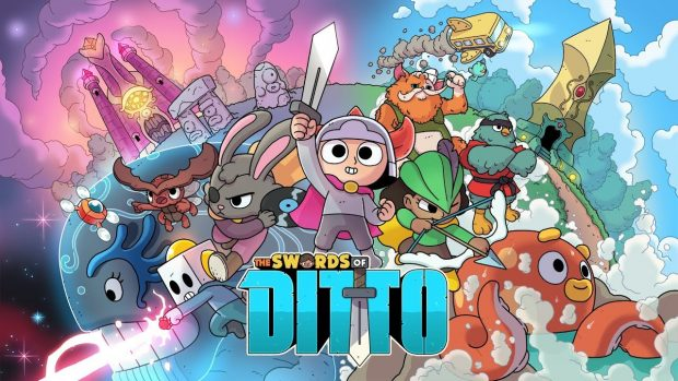 Launch Trailer: THE SWORDS OF DITTO