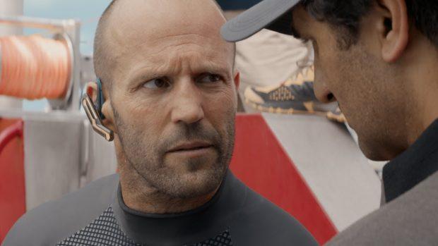 Trailer: Jason Statham in THE MEG