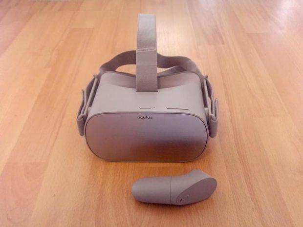 Erster Eindruck: Virtual Reality mit der Oculus Go