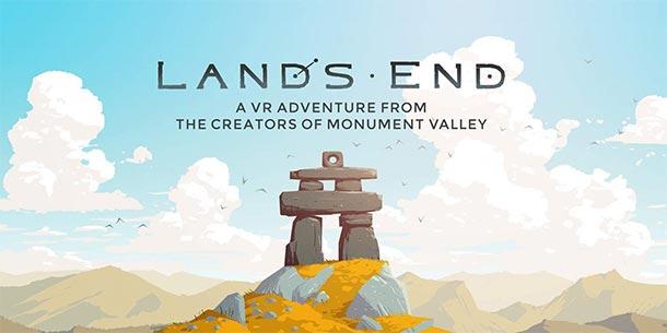 Kurztest: LAND'S END für die Oculus Go