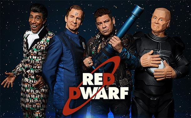 RED DWARF XIII genehmigt
