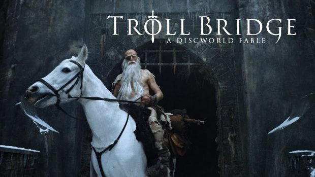 Trailer: Cohen der Barbar in TROLL BRIDGE