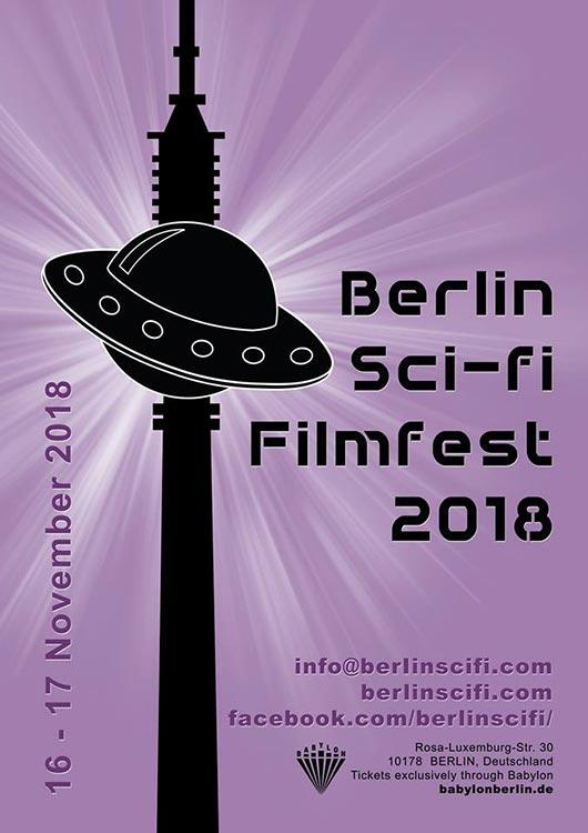 2. Berlin Sci-Fi Filmfest am 16. und 17. November