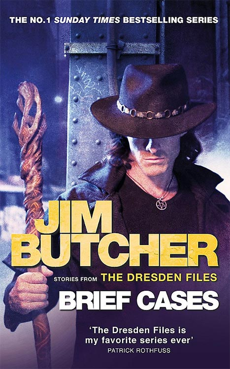 Erschienen: THE DRESDEN FILES – BRIEF CASES