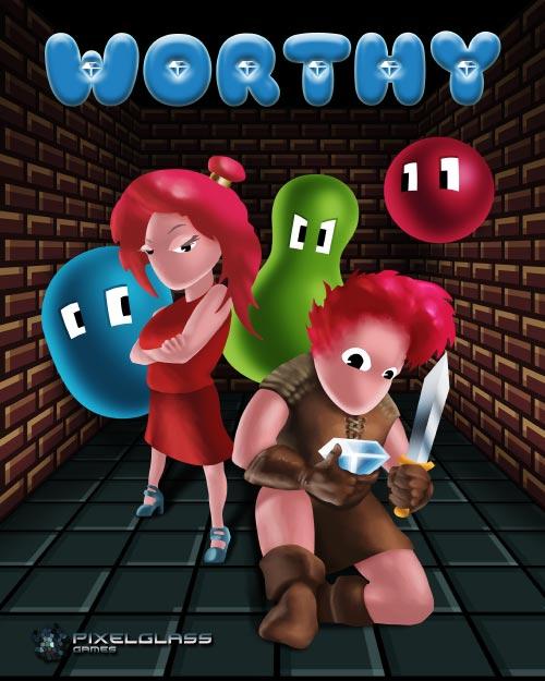 Neu für den Amiga: WORTHY