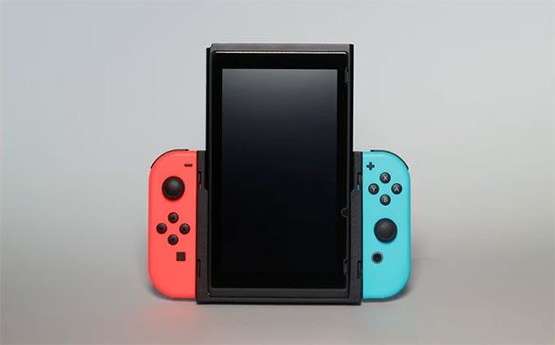 Bei Kickstarter: Flip Grip für die Nintendo Switch