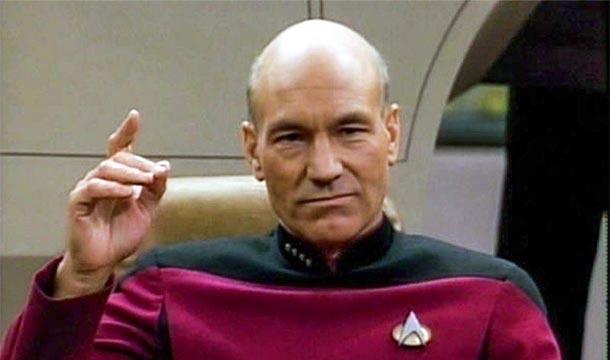 Drehbeginn: Picard-Serie