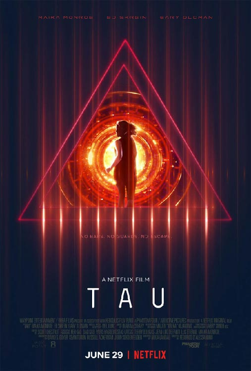 Netflix: Trailer für SF-Film TAU