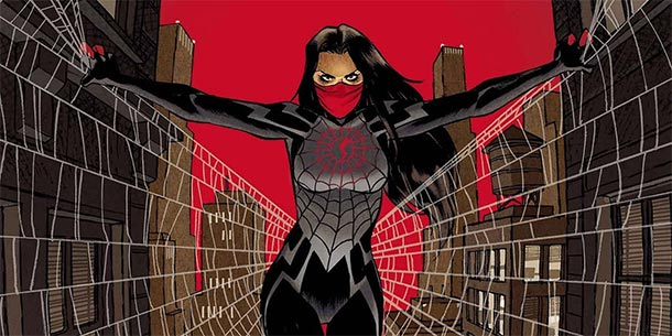 Sony macht SPIDER-MAN-Spinoff: SILK