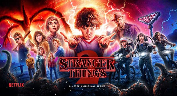 Dark Horse macht STRANGER THINGS-Comics