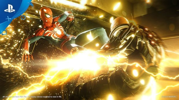 [E3] MARVEL'S SPIDER-MAN Gameplay-Trailer