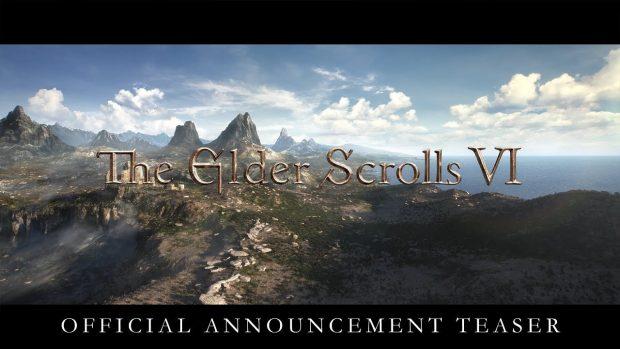 [E3] THE ELDER SCROLLS 6Announcement Teaser