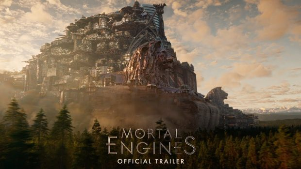 Offizieller Trailer: Peter Jacksons MORTAL ENGINES