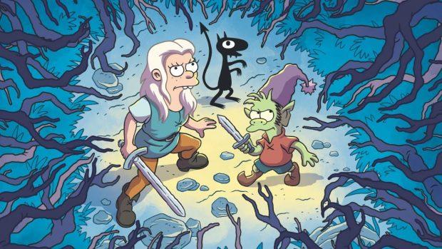 Teaser: Matt Groenings DISENCHANTMENT