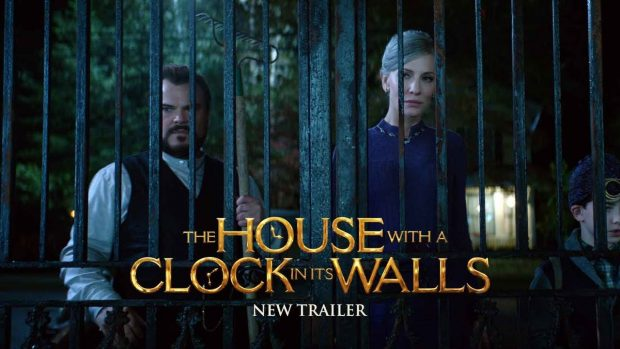 Trailer 2: THE HOUSE WITH A CLOCK IN IT'S WALLS