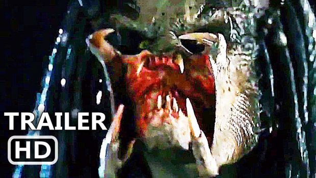 Trailer: THE PREDATOR