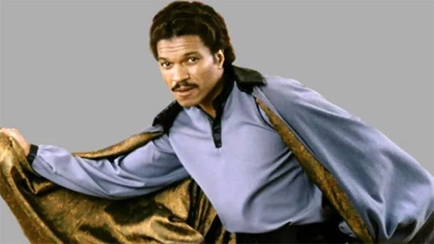 Billy Dee Williams in STAR WARS EPISODE IX