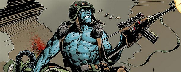 Duncan Jones macht ROGUE TROOPER-Film