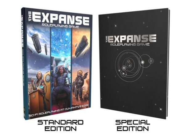 Kickstarter: THE EXPANSE Role Playing Game