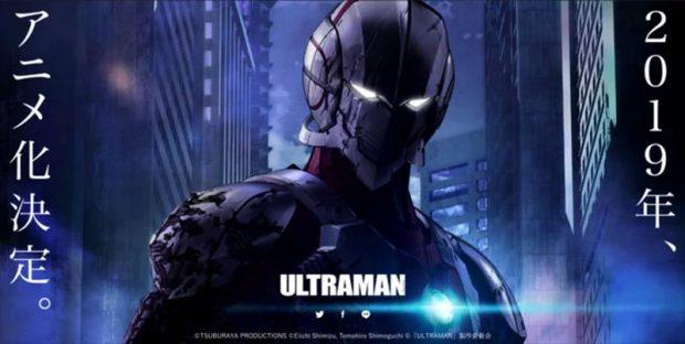 ULTRAMAN: computeranimierte Animé-Serie bei Netflix