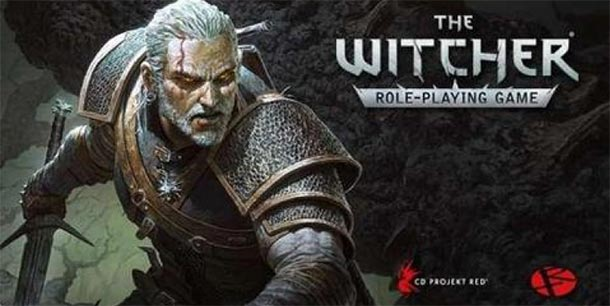 THE WITCHER als Pen & Paper-Rollenspiel