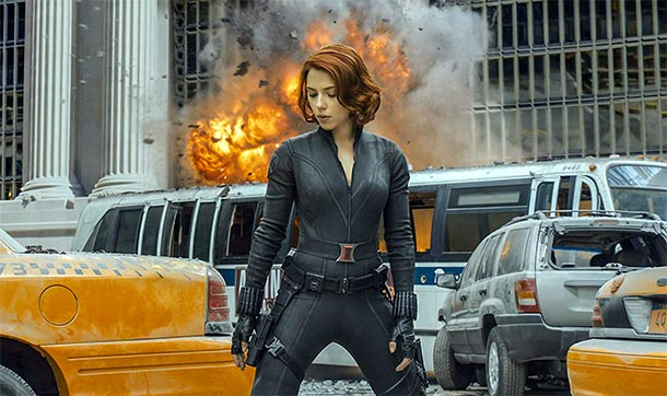 BLACK WIDOW-Film hat eine Regisseurin