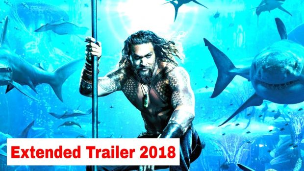 Extended Trailer: AQUAMAN