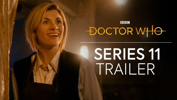 Trailer: DOCTOR WHO Series 11