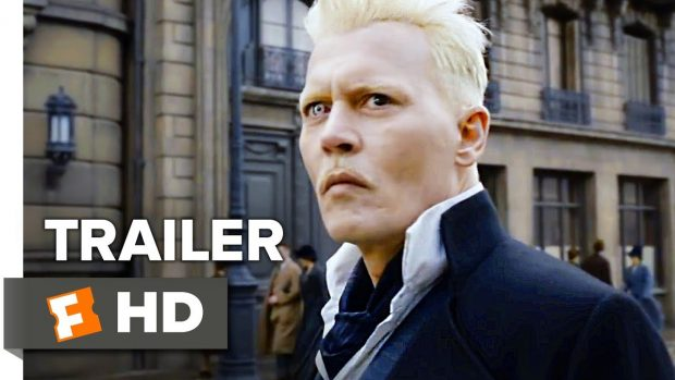 Trailer: FANTASTIC BEASTS: THE CRIMES OF GRINDELWALD