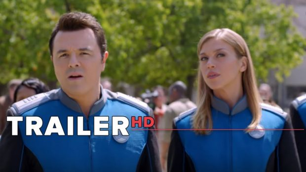 Trailer: THE ORVILLE Staffel 2