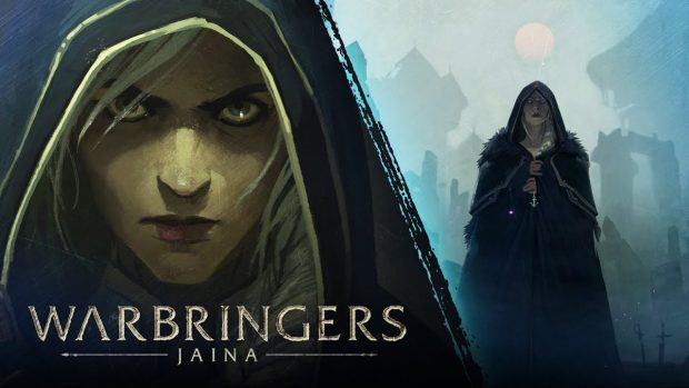 WORLD OF WARCRAFT Cinematic – WARBRINGERS: JAINA