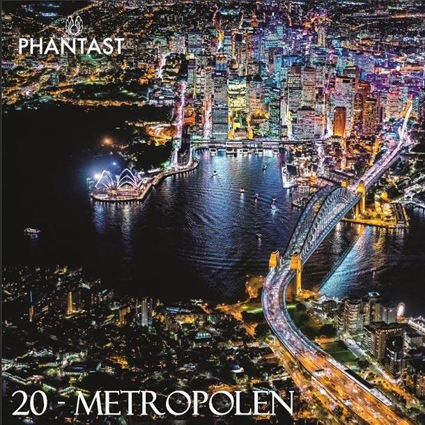 PHANTAST 20 ist erschienen: Metropolen