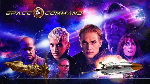 Noch drei Tage – Crowdfunding – SPACE COMMAND: REDEMPTION