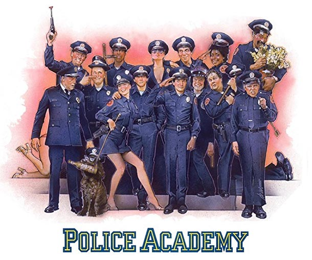 Kommt POLICE ACADEMY zurück?
