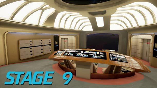 CBS trollt mal wieder STAR TREK-Fans: Enterprise Stage 9Project beendet