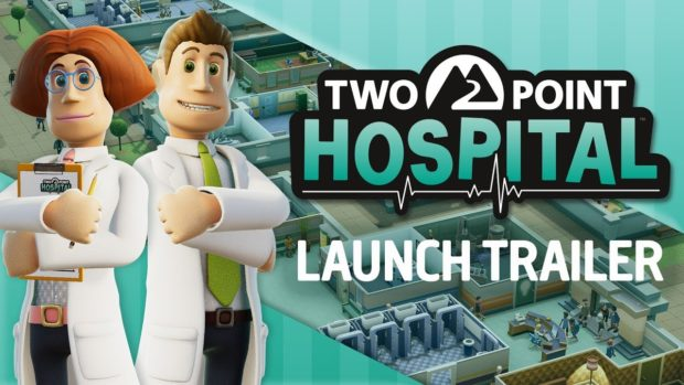 Erschienen: TWO POINT HOSPITAL