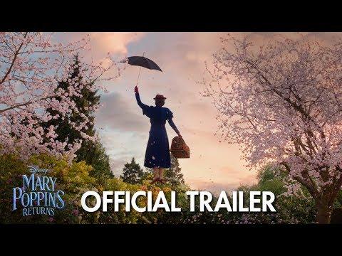 Erster Trailer: MARY POPPINS RETURNS
