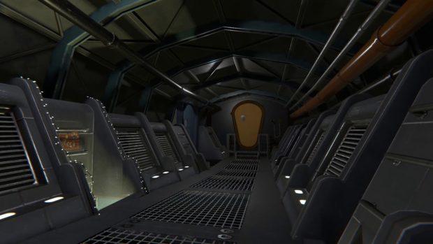 FIREFLY: Die Serenity in VR