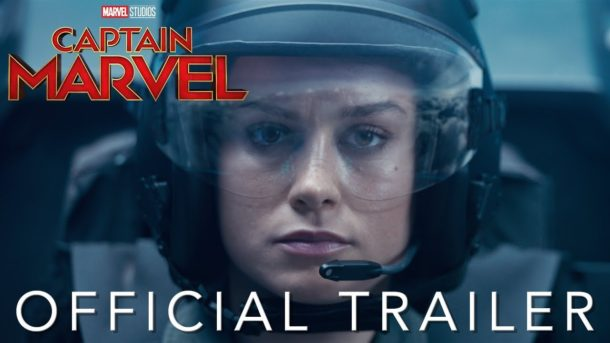 Official Trailer: CAPTAIN MARVEL