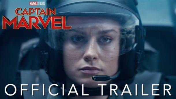 Official Trailer: CAPTAIN MARVEL
