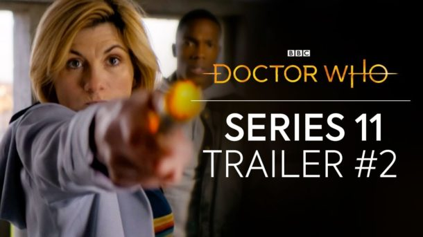 Offizieller Trailer: DOCTOR WHO Staffel 11
