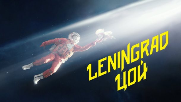 Science Fiction-Musikvideo von Leningrad