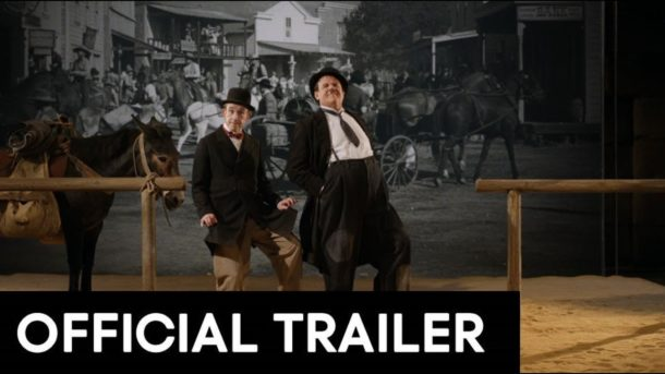 Trailer: STAN &OLLIE